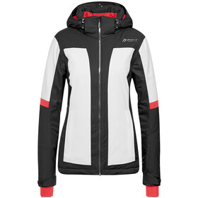 Maier Sports Valisera Jacket Women white/black